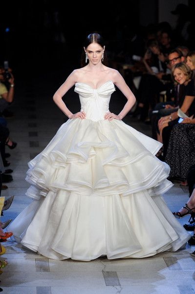 Zac Posen Spring 2013 - Zac Posen's Most Incredible Runway Gowns - Photos