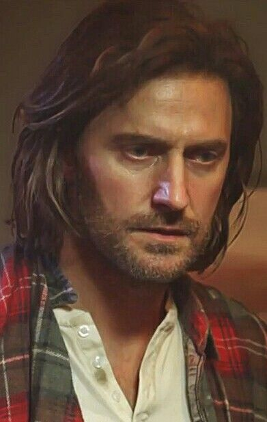 Richard Armitage as Chop in Urban & the Shed Crew (2015