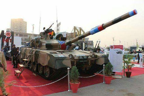 Al Khalid Tank Pakistan #IDEAS2014Exhibition #Pakistan Hassan Iftikhar