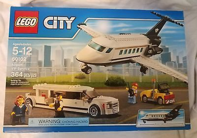 Lego City Airport Vip Service 60102 New Version For Sale Online Ebay Lego City Airport Lego City Airport City