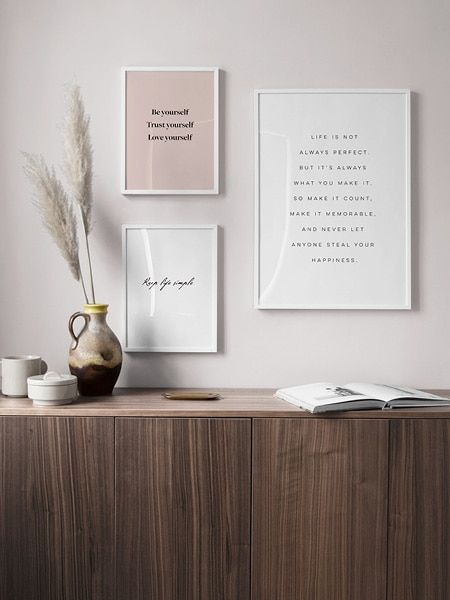 Text posters and prints | Posters with texts | Desenio.com