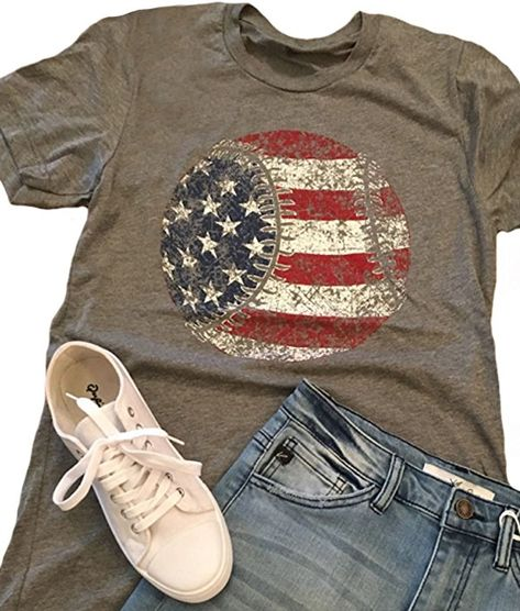 vintage flag baseball shirt This t-shirt is Made To Order, one by one printed so we can control the quality. Baseball Mom Shirts, Softball Mom, Sports Shirts, Baseball Clothes, Baseball Picks, Baseball Videos, Baseball Girlfriend, Baseball Crafts, Softball Quotes