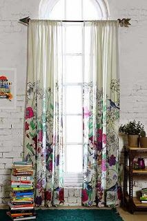 Boho Chic Windows. Re-pinned by www.gilroyinteriors.com Breathing life & colour into your home!