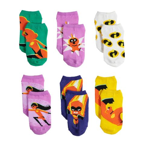 Briefs 6-pack Disney Incredibles 2 Boys Underwear
