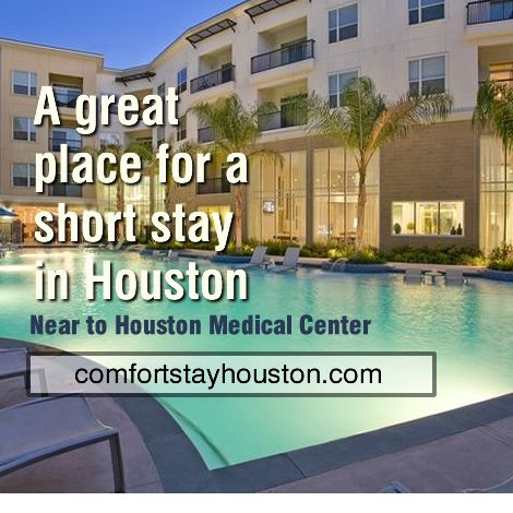 Corporate Apartments, Furnished Apartments, Extended Stay, Family  Vacations, Medical Center, Houston, Texas, Midland Texas, Family Activity  Holidays