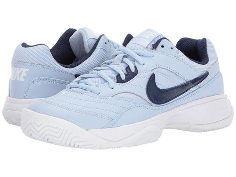 Nike Court Lite Women's Tennis Shoes Hydrogen BlueBinary