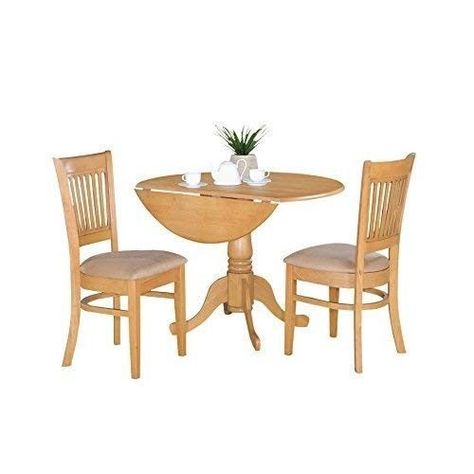 kitchen table chairs set cabinet color drop leaf dining round solid wood home small space oak sales garden discounts
