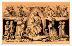 Oraciones Antiguas Santoral De De Enero Santoral Apóstoles De Jesús Santoral De Febrero