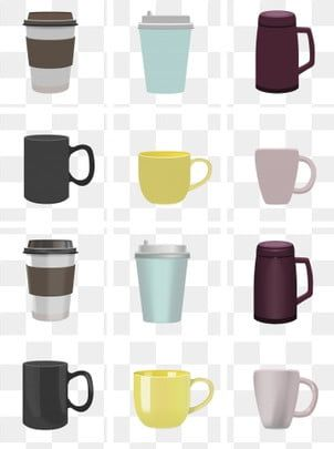 Cup Cup Coffee Cup Milk Tea Cup Png And Vector