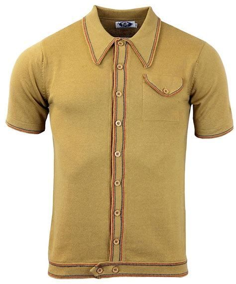 Image Result For Italian Knit Shirts Men 60 S With Images