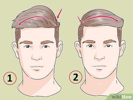 Selber schneiden sidecut Haarschneide