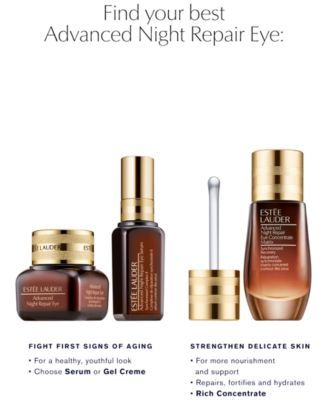 Estee Lauder Estee Lauder Advanced Night Repair Eye Concentrate Matrix Synchronized Recovery 0 5 Oz Reviews Skin Care Beauty Macy S Estee Lauder Advanced Night Repair Advanced Night Repair Estee