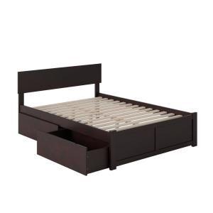 Brookside Cara Upholstered Stone Queen Platform Bed Frame With