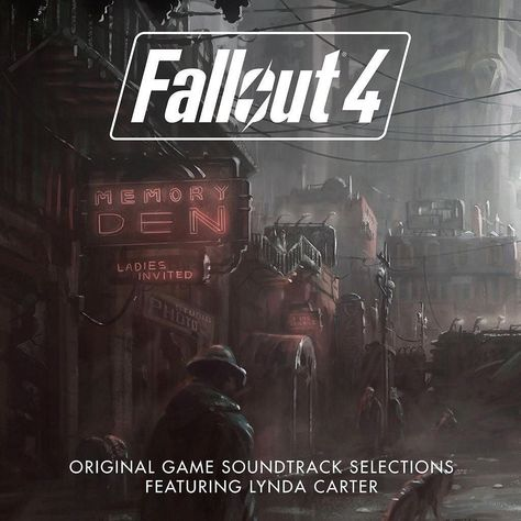 From Diamond City Radio To Itunes Download The Music Of Magnolia Aka Lyndacarter By Fallout Game Your Pinterest Likes Fallout Game Soundtrack Diamon