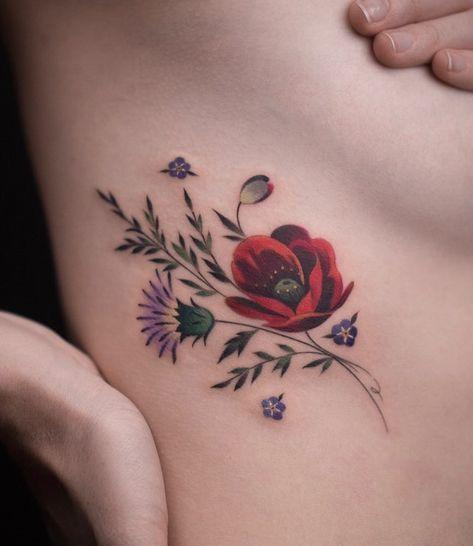 26 Ideas Flowers Vintage Tattoo Art Nouveau For 2019 Vintage Flower Tattoo Vintage Tattoo Cover Up Tattoos
