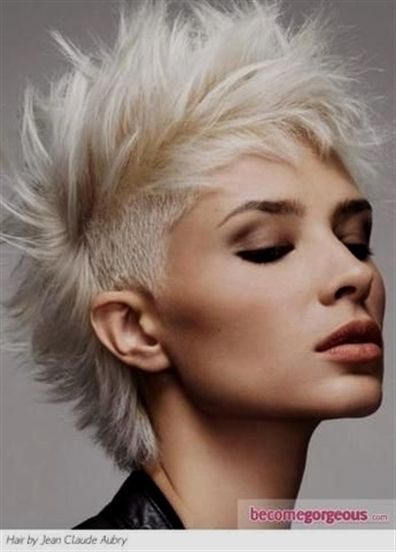 16++ Lange haare punk frisur inspiration