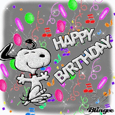 Image result for snoopy HAPPY BIRTHDAY #happybirthdayquotes