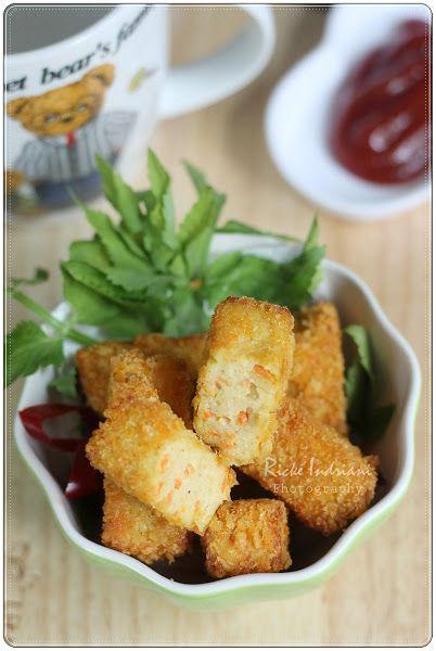 Just My Ordinary Kitchen Nugget Ayam Wortel Chicken Nugget
