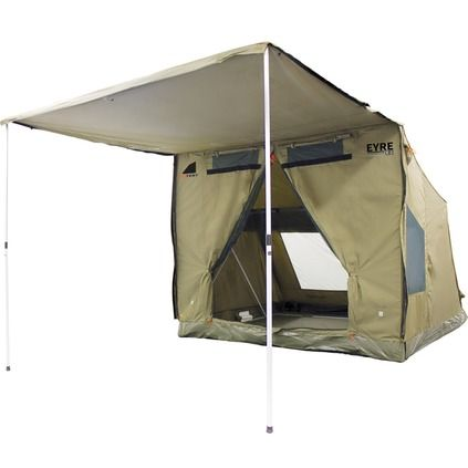 Oztent Eyre E 2 Touring Tent 4 Person Camping Canopy Tent Tent Awning