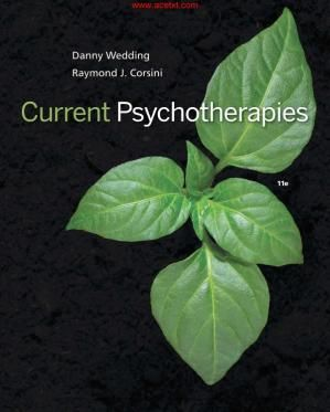 Current Psychotherapies 11th Edition Pdf In 2021 Cengage Learning Psychotherapy Ebook