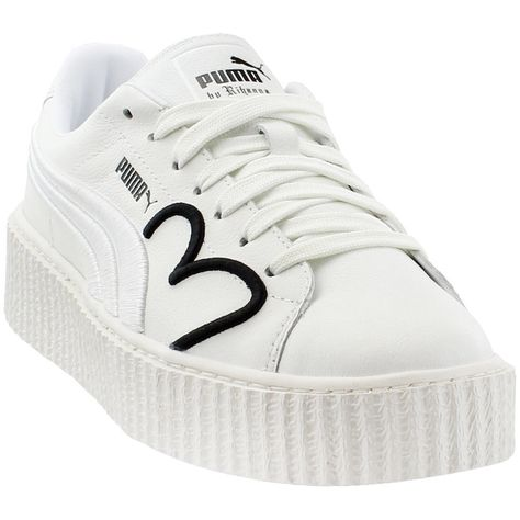 Puma x Fenty Clara Lionel Creeper-White - Mens - US 12  fashion  clothing   shoes  accessories  mensshoes  casualshoes (ebay link) d7a2028dc