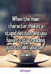 Wenn die Hauptfigur dumm ist  #Book W   #Book #the # dumm #One