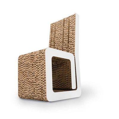 Sedie In Cartone Design.Corvasce Design Chaise Corvasce Design Sedia In Cartone