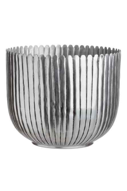 Large Metal Plant Pot