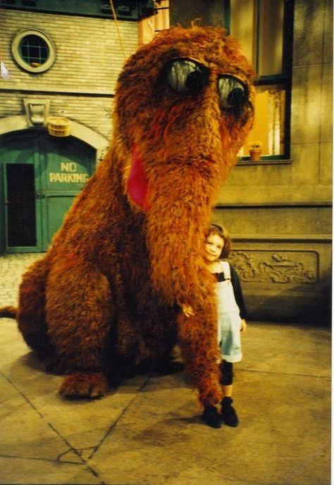 Sesame Street Aloysius Snuffleupagus More Commonly Known