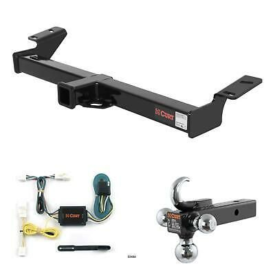 Sponsored Ebay Curt Trailer Hitch Wiring W Tow Hook Ball Mount For 96 00 Toyota Rav4 In 2020 With Images