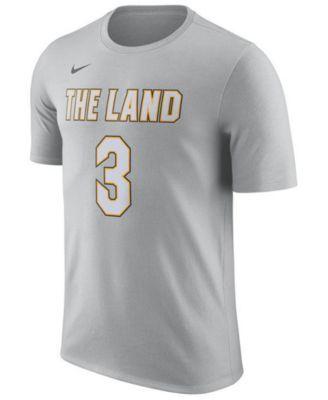 the best attitude c030b 1324d Nike Men's Isaiah Thomas Cleveland Cavaliers City Player T ...