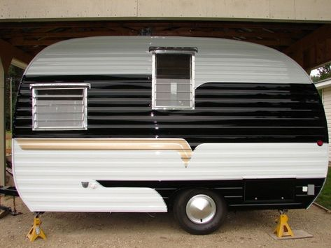 30 Great Image of Vintage Camper Exterior Inspiration