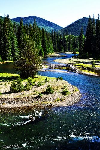 Chinook Pass, Washington One of the most beautiful places on earth