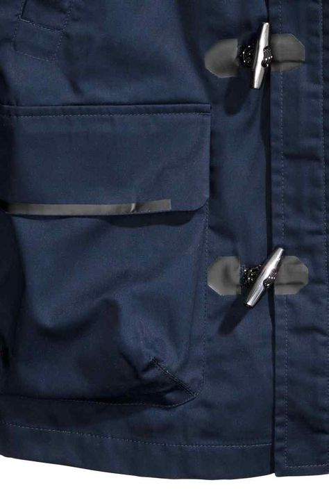Veste duffel-coat   H&M