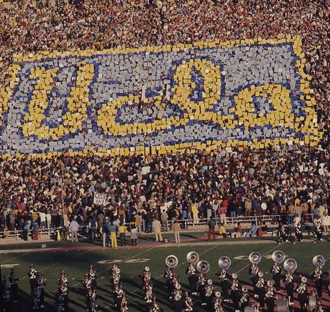 "On this day the Bruins win the 1976 Rose Bowl. Listen to ""TGT Presents On This Day: January UCLA Upsets Ohio State to Win the Rose Bowl"" on Spreaker. Ucla College, College Fun, College Life, College Football, Oregon Ducks Football, Ohio State Football, Ohio State Buckeyes, American Football, Ucla University"
