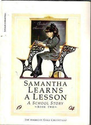 American Girl books #90s