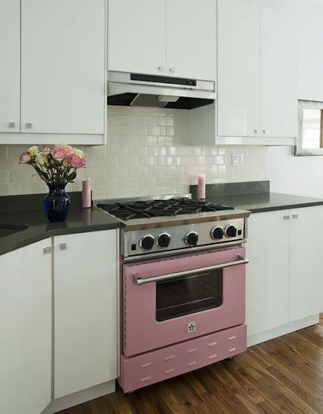 a lady's kitchen