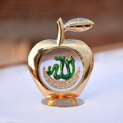 Holy Name Allah In Apple Islamic Collectible Car Home Decor Eid Ramadan Gift In 2020 Ramadan Gifts Simple Arabic Mehndi Designs Allah