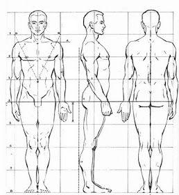 Tecnicas De Dibujo Dibujo Del Cuerpo Humano Cuerpo Humano Dibujo Arte De Anatomia Humana Proporciones Del Cuerpo Humano