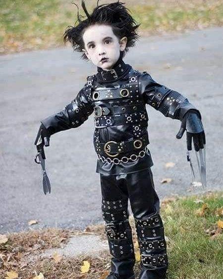 Edwards Scissorhands Costume In 2020