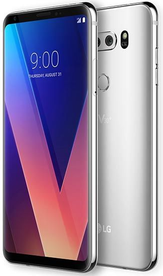 LG V30 User Guide and Manual Instructions PDF | User's