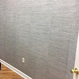 Norwall Nt33705 Vinyl Faux Grasscloth Wallpaper Color Gray Amazon Com Grasscloth Wallpaper Grasscloth Norwall