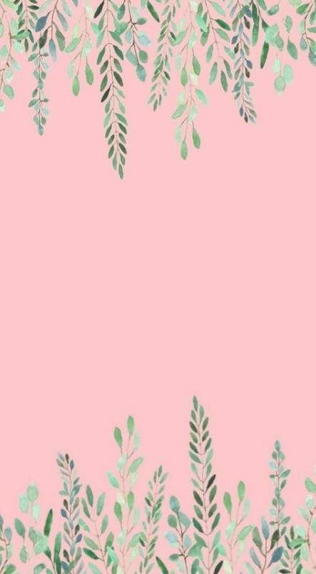 Trendy Flowers Wallpaper For Phone Backgrounds Pattern 22 Ideas Wallpapers Flower Background Wallpaper Phone Background Patterns Pink Wallpaper Backgrounds