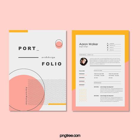 Modern Resume Template, Cv Template, Creative Resume Templates, Creative Resume Design, Graphic Design Resume, Cv Design, Basic Resume, Visual Resume, Simple Resume