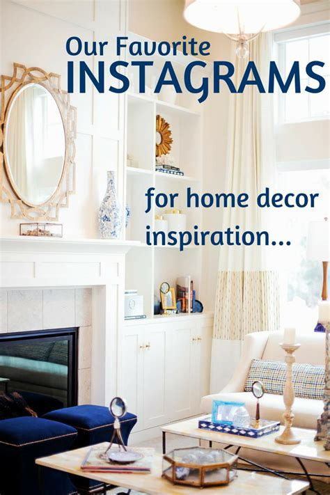 Best Home Decor Instagram Bloggers With Images Affordable Home