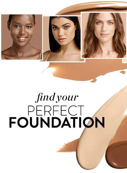 How to find your perfect foundation.