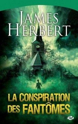 Couverture Du Livre La Conspiration Des Fantomes Conspiration Fantome Livre
