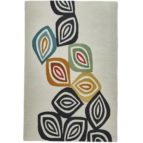 Inaluxe Colour Fall Rug - Rugs - Blue Sun Tree