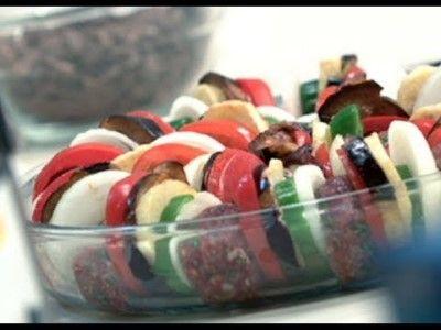 طريقة عمل الملضوم السورية Recipes Food Fruit Salad