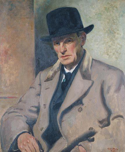 James Sinton Sleator   Irish art, Art, Jack b